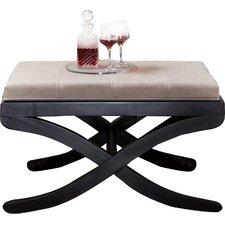 Elegant Upholstered 3 Piece Bench & Ottoman Set by Hokku Designs
