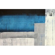 'Formation And Purity' Painting Print on Wrapped Canvas