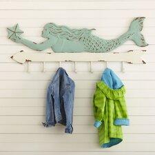 Magical Mermaid Coat Hooks