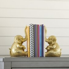 Trunk Power Bookends (Set of 2)