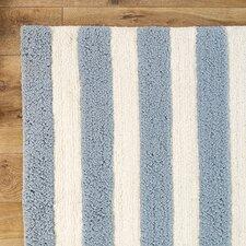 Stripe Out Slate Rug