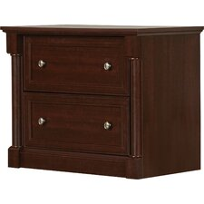 Orviston 2 Drawer File Cabinet by Three Posts
