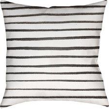 Smetana Outdoor Throw Pillow