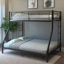 Kayden Twin over Full Bunk Bed by Gibson Living