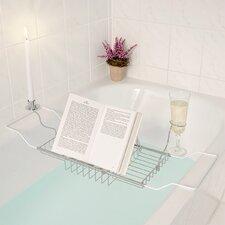 Badewannenablage aus Edelstahl