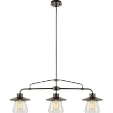Zoey 3-Light Kitchen Island Pendant