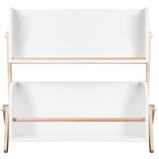 "Tally 38.5"" Storage Bookshelf"