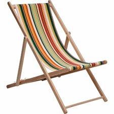 Hot Summer Deck Chair