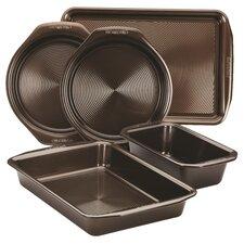 Non-Stick 5 Piece Bakeware Set