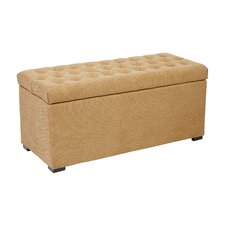 Elk Valley Upholstered Storage Bedroom Bench by Red Barrel Studio