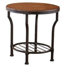Cressex End Table by Alcott Hill
