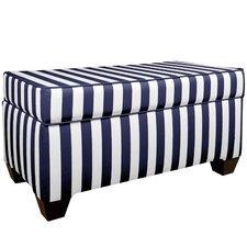 Adamsville Fabric Storage Bedroom Bench by Breakwater Bay