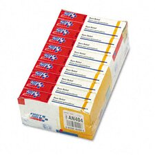 Burn Treatment Pack Refills for Ansi-Compliant First Aid Kits/Cabinets, 60/Pack