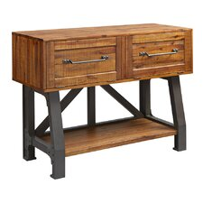 Lancaster Console Table by INK+IVY