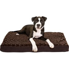 Ultra Plush Deluxe Ortho Pet Bed by FurHaven
