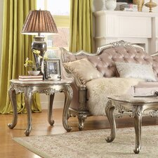 Sorinne End Table by House of Hampton