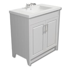 79cm Single Basin Vanity Unit