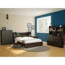 Pocono Platform Customizable Bedroom Set