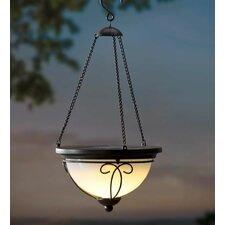 Solar 1-Light Outdoor Pendant