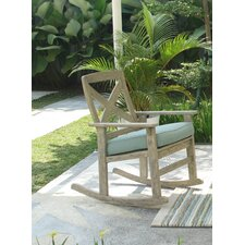 Porto Rocking Chair with Cushion