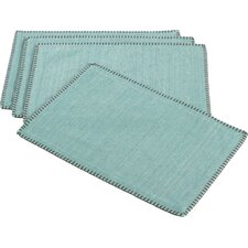 Hartigan Whip Stitched Design Placemat (Set of 4)