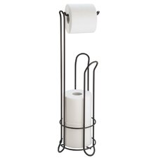 Classico Free Standing Toilet Paper Holder