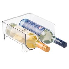 Stackable 2 Bottle Tabletop Wine Rack
