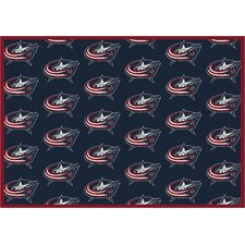 NHL Columbus Bluejackets 533322 1082 2xx Novelty Rug
