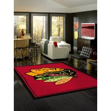 NHL Team Spirit Boston Bruins Novelty Rug by My Team by Milliken