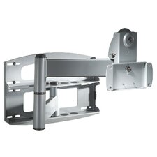 "Flat Panel Articulating Arm/Tilt Wall Mount for 37"" - 60"" Plasma/LCD"
