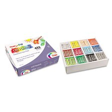 Oil Pastel Set With Carrying Case,12-Color Set, Assorted, 432 per set