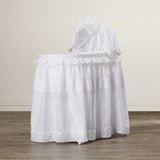 Priscilla Bassinet with Floor Long Skirt