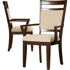 Cleon Arm Chair (Set of 2)