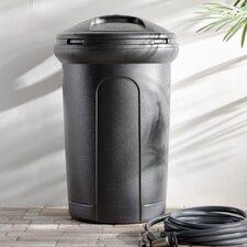 Wayfair Basics Critter Proof 32 Gallon Trash Can