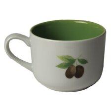Fleur De Provence 8 oz. Coffee Cup (Set of 2)
