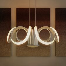 Capella 6-Light Geometric Pendant