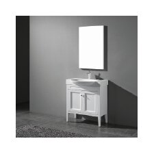 Sanremo 32 Single Bathroom Vanity Set by Madeli