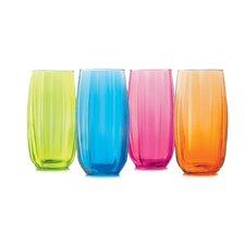 Samba 18.5 Oz. Water Glass (Set of 4)