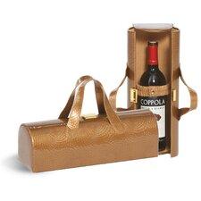 Carlotta Wine Bottle Clutch