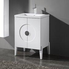 Genova 24 Single Bathroom Vanity Set by Madeli