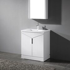 Savona 30 Single Bathroom Vanity Set by Madeli