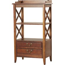 Clement 41 Etagere Bookcase by Darby Home Co