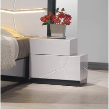 Astaire Right Facing Nightstand by Orren Ellis