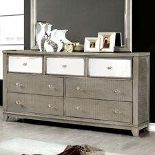 Whitworth 7 Drawer Dresser by House of Hampton