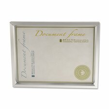 Plastic Document Frame for 8 1/2 X 11 (Set of 2)