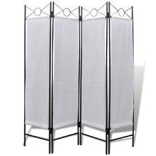 180cm x 160cm 4 Panel Room Divider