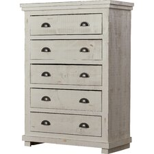 Castagnier 5 Drawer Chest