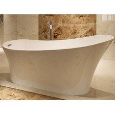 HelixBath Alexandria 67 x 31.5 Soaking Bathtub by Kardiel