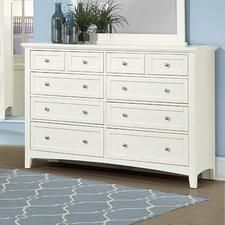 Gastelum 8 Drawer Double Dresser