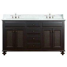 Carlson 60 Double Bathroom Vanity Set by dCOR design